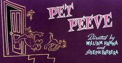 Pet Peeve Titles