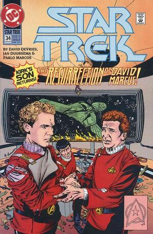 Star Trek (DC) Vol 2 34