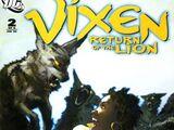 Vixen: Return of the Lion Vol 1 2