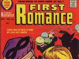 First Romance Magazine Vol 1 49
