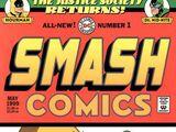 JSA Returns: Smash Comics Vol 1 1