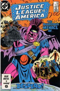Justice League of America Vol 1 251