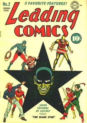 Leading Comics Vol 1 2