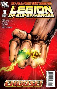 Legion of Super-Heroes Vol 6 1