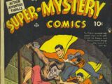 Super-Mystery Comics Vol 3 1