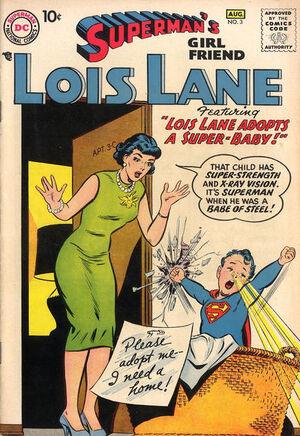 Superman's Girlfriend, Lois Lane Vol 1 3