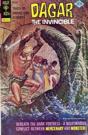 Tales of Sword and Sorcery Dagar the Invincible Vol 1 17