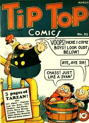 Tip Top Comics Vol 1 35