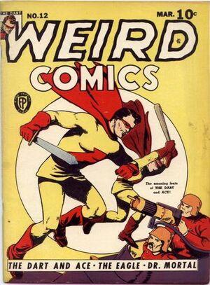 Weird Comics Vol 1 12