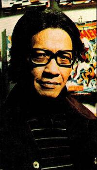 Alfredo Alcala (1977)