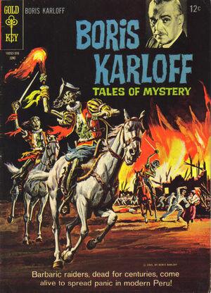 Boris Karloff's Tales of Mystery Vol 1 10