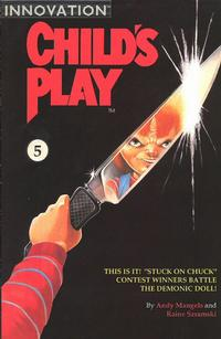 Child's Play The Series Vol 1 5