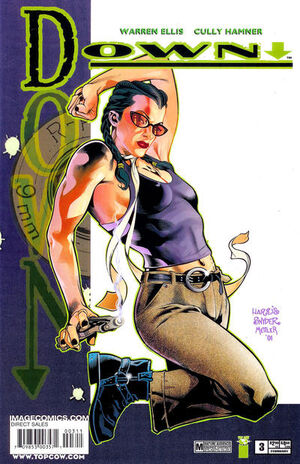 Cover for {{{Title}}} #3 (2006)