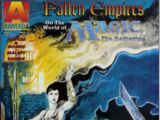 Fallen Empires on the World of Magic the Gathering Vol 1 2