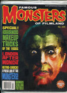 Famous Monsters of Filmland Vol 1 249