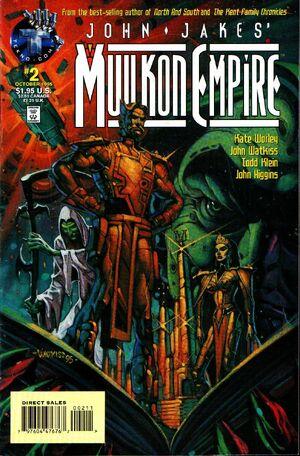 John Jakes' Mullkon Empire Vol 1 2