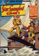 Star-Spangled Comics Vol 1 101