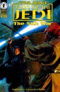 Star Wars Tales of the Jedi The Sith War Vol 1 3