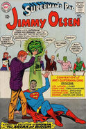 Superman's Pal, Jimmy Olsen Vol 1 87