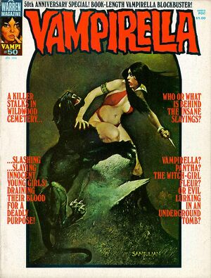 Vampirella Vol 1 50