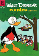 Walt Disney's Comics and Stories Vol 1 224