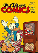 Walt Disney's Comics and Stories Vol 1 66