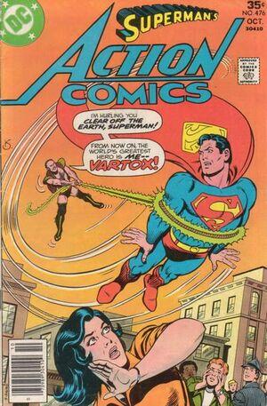 Action Comics Vol 1 476