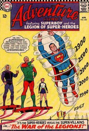 Adventure Comics Vol 1 355