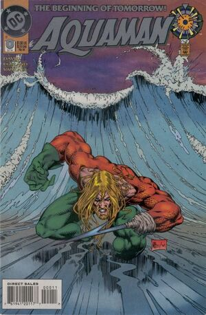 Aquaman Vol 5 0