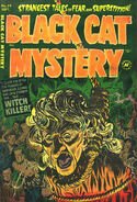 Black Cat Mystery Comics Vol 1 39
