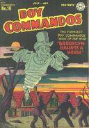 Boy Commandos Vol 1 16