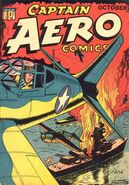 Captain Aero Comics Vol 1 17