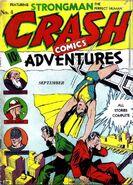 Crash Comics Adventures Vol 1 4