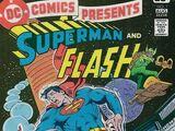 DC Comics Presents Vol 1