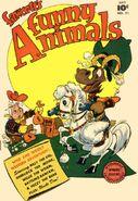 Fawcett's Funny Animals Vol 1 51
