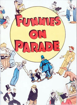 Funnies on Parade Vol 1 1