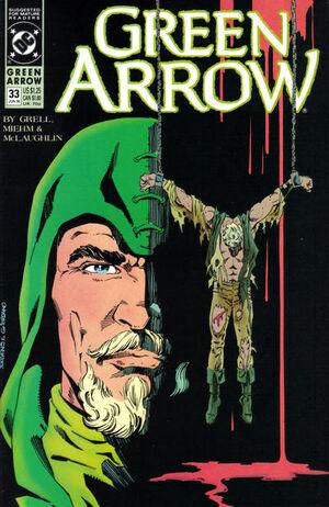 Green Arrow Vol 2 33