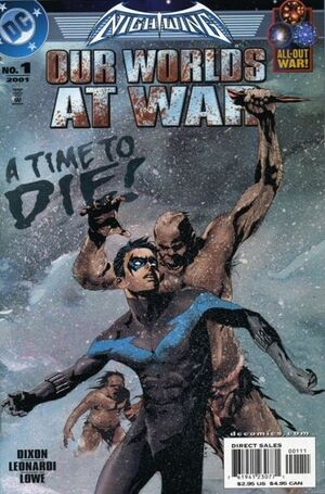 Nightwing Our Worlds at War Vol 1 1
