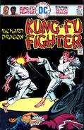 Richard Dragon, Kung Fu Fighter Vol 1 4