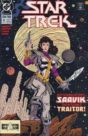 Star Trek (DC) Vol 2 51