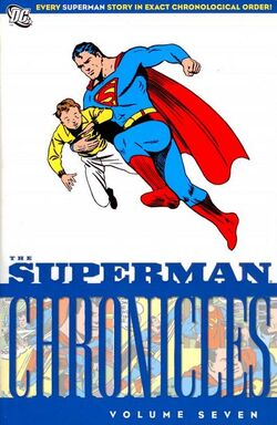 Cover for the Superman Chronicles Vol 1 7 Trade Paperback