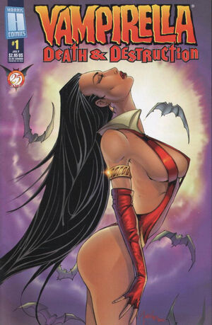 Vampirella Death and Destruction Vol 1 1