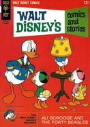 Walt Disney's Comics and Stories Vol 1 302