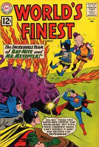 World's Finest Comics Vol 1 123