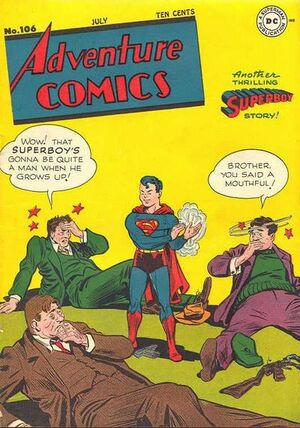 Adventure Comics Vol 1 106