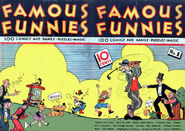 Famous Funnies Vol 1 1
