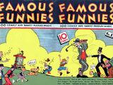 Famous Funnies Vol 1 1