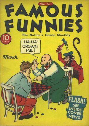 Famous Funnies Vol 1 80