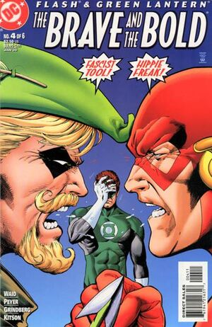 Flash & Green Lantern The Brave and the Bold Vol 1 4