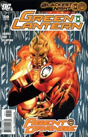 Green Lantern Vol 4 39